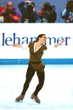 katarina witt olympische spiele lillehammer 1994. Black Bedroom Furniture Sets. Home Design Ideas